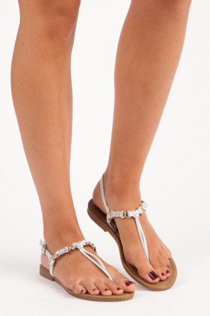 COMER SANDAL WITH BUCKLE