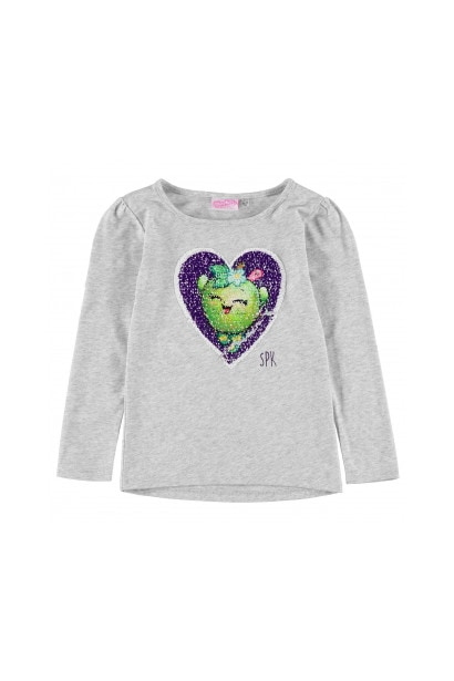 Character L S Tee InG81