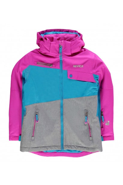 Nevica Meribel Ski Jacket dětské Girls