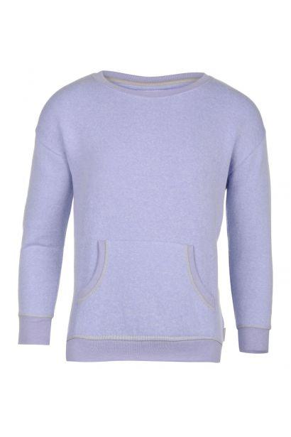 Miss Fiori Pocket Crew Sweater Junior Girls