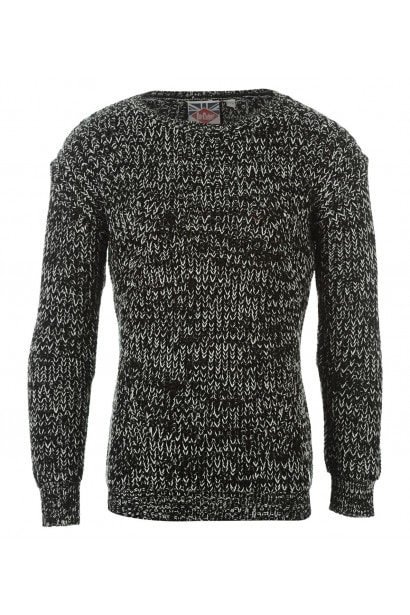 Lee Cooper Cooper Chunky Knit Jumper Girls