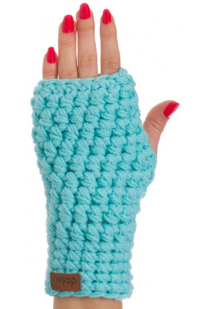 Crocheted sleevers DOKE SLEEVERS
