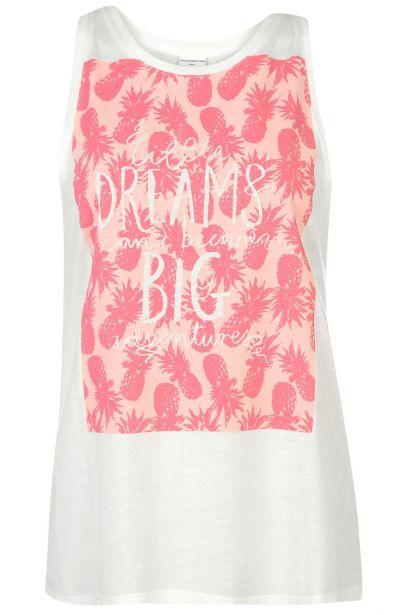 JDY Flamingo Vest Ld73