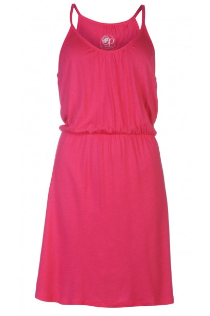 Ocean Pacific Strappy Jersey Dress Ladies