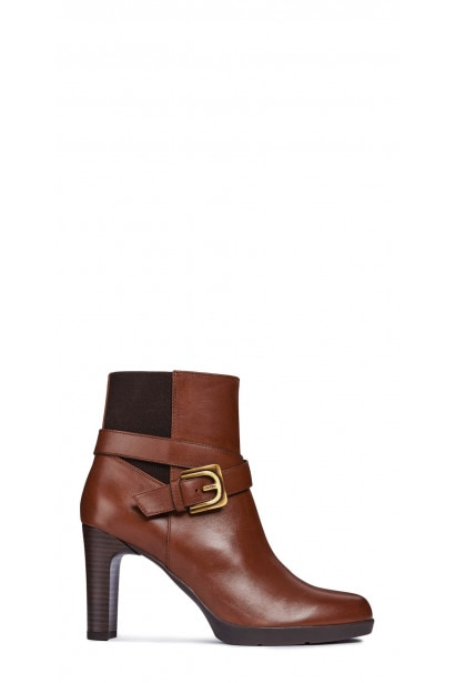 Women's ankle boots GEOX ANNYA HIGH