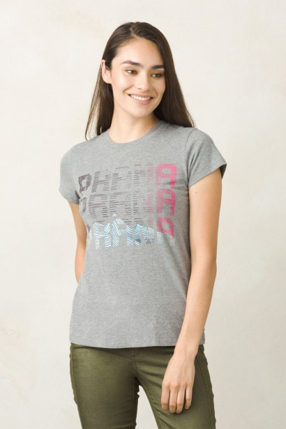 Women's T-Shirt PRANA Climbing Tee