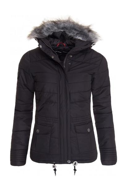 Zimní bunda dámska ALPINE PRO ICYBA 3