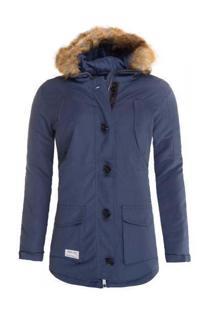 9c9cf26c3f Zimní kabát dámský 2117 SWEDEN NAUM