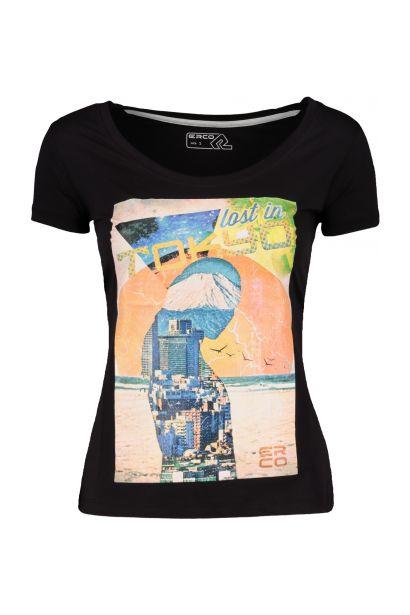 Women's T-shirt ERCO Tokyo
