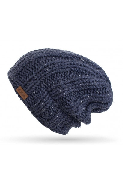Winter knitted beanie DOKE BEANIE