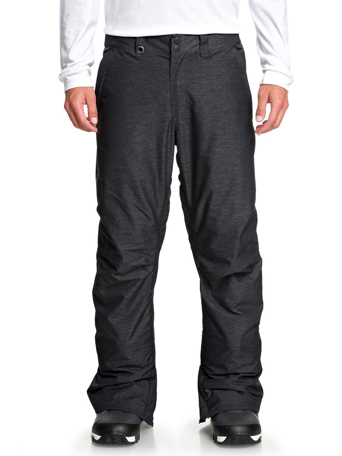 Kalhoty lyžařské pánské QUIKSILVER ESTATE TEXT PT