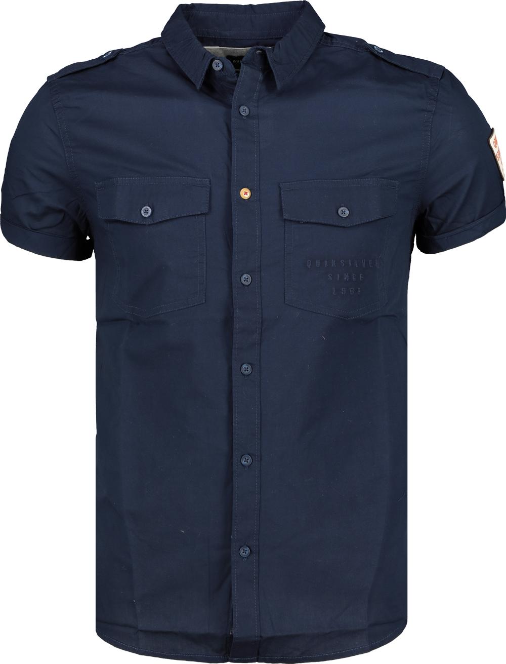 Men's shirt QUIKSILVER SSTRIPSTER M WVTP