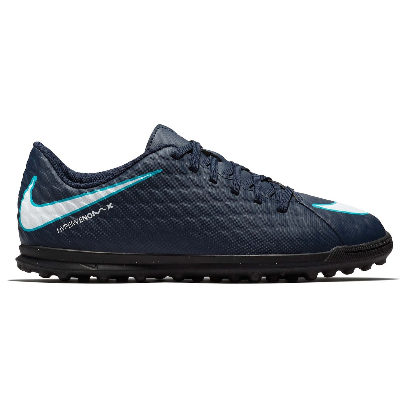 boty Nike Hypervenom Phade dětské Astro Turf