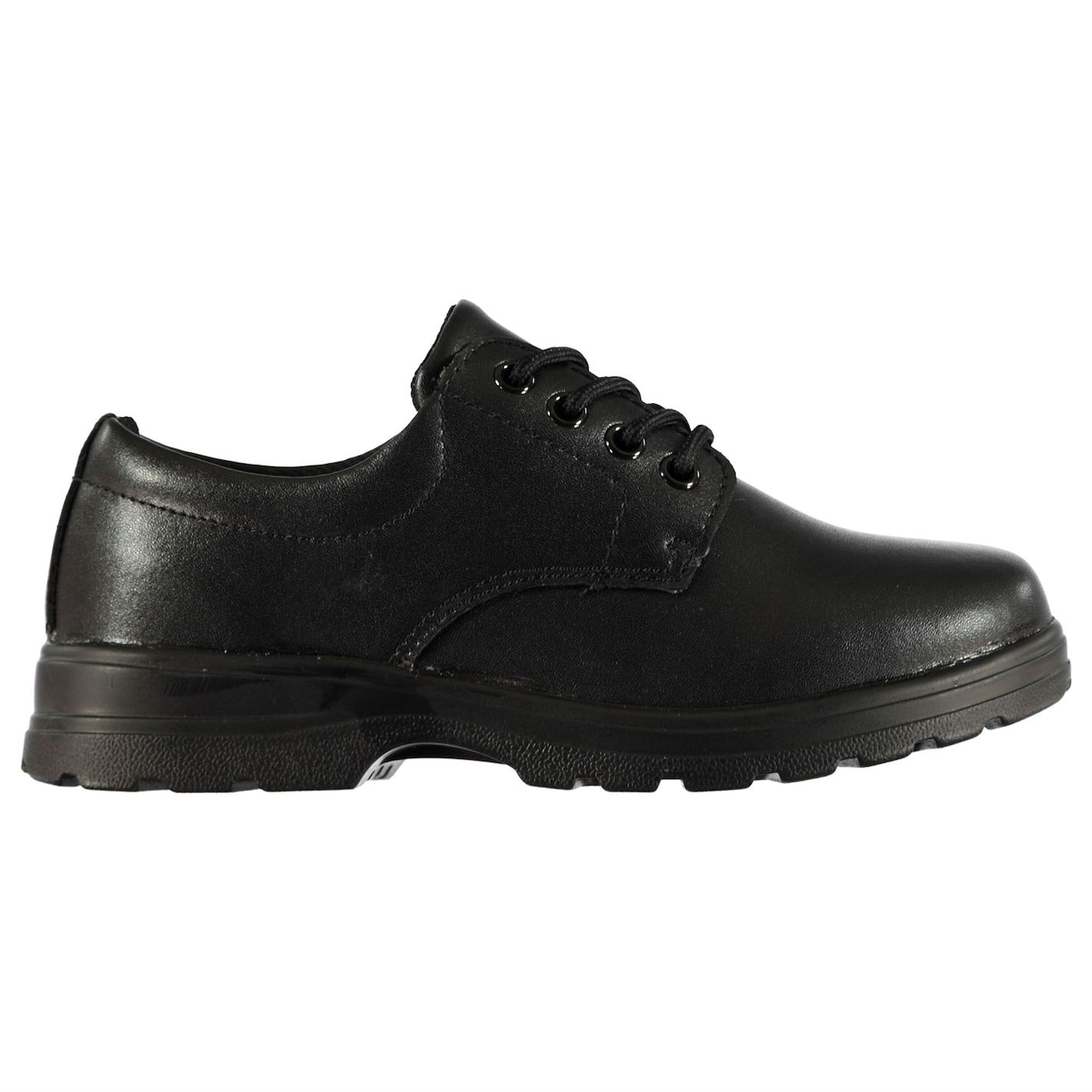 Lee Cooper Leather Derby Childrens Shoes