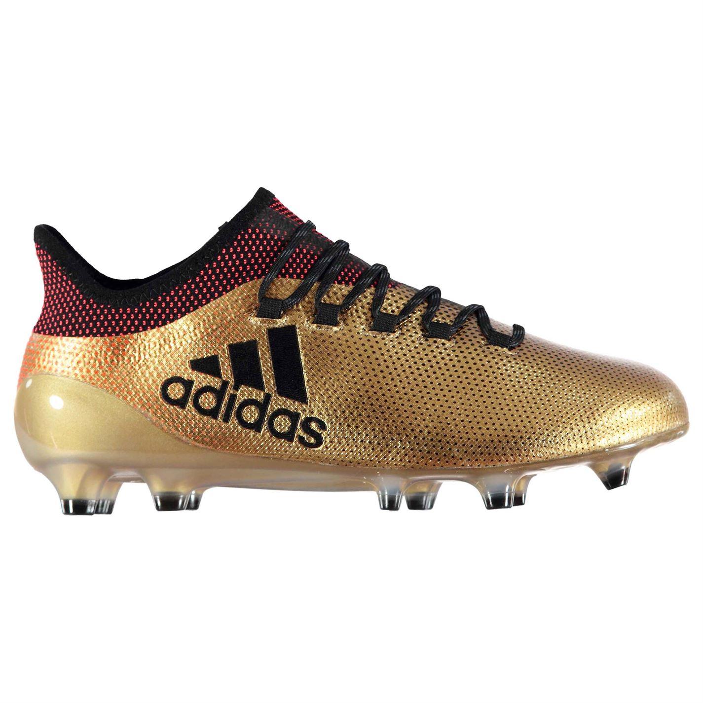 Adidas X 17.1 FG Mens Football Boots