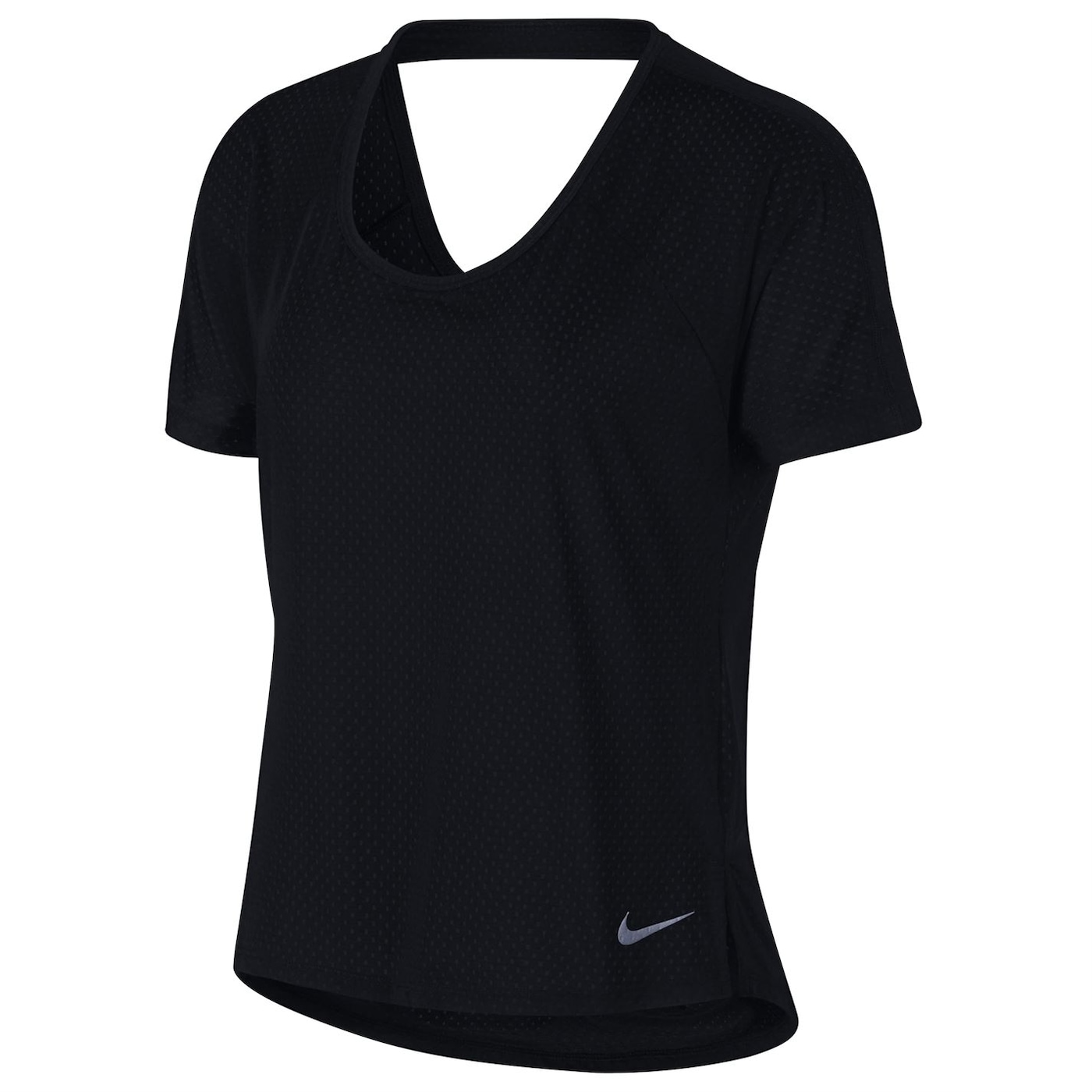 Triko Nike Miler Short Sleeve T Shirt dámské
