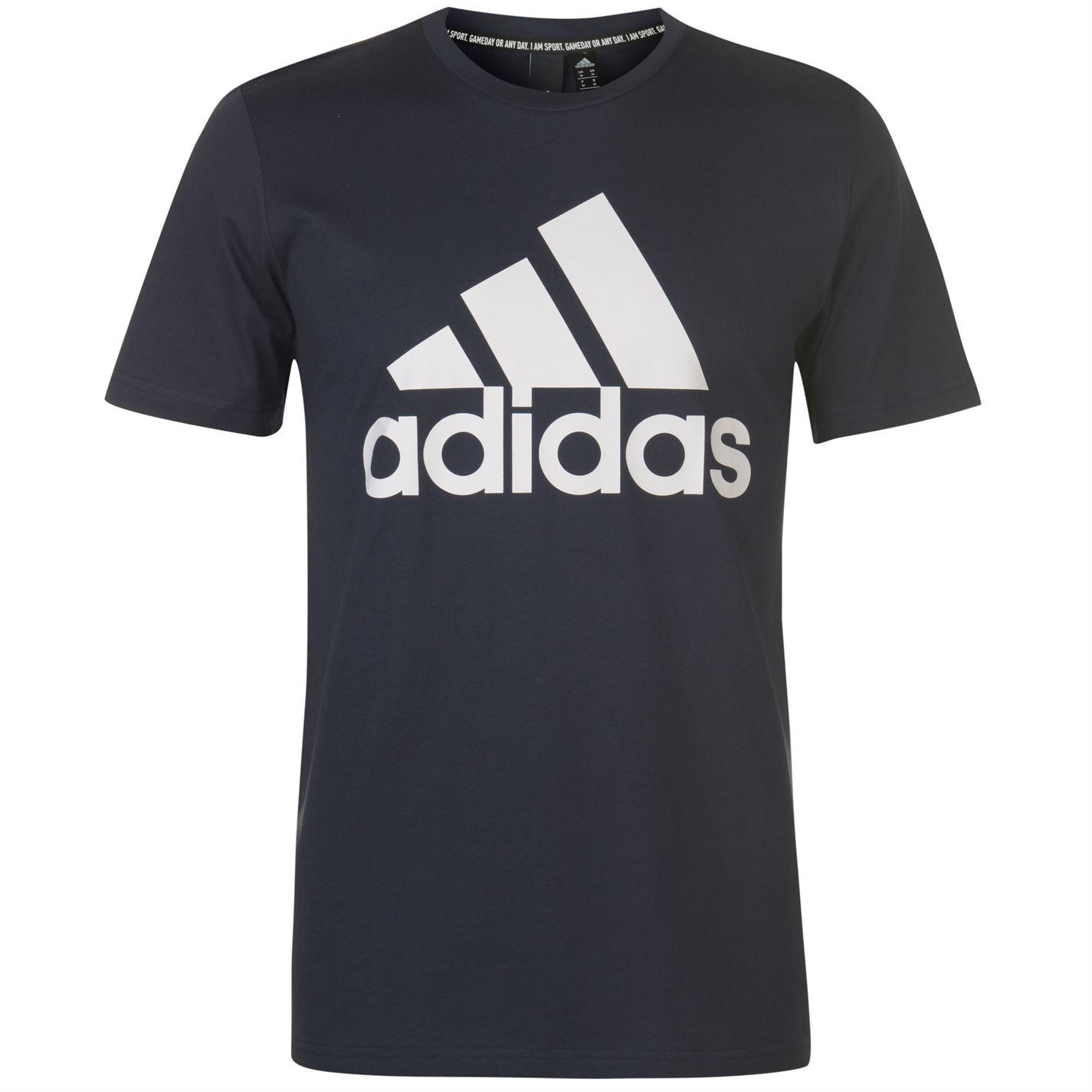 Adidas Badge Of Sport Tee Mens