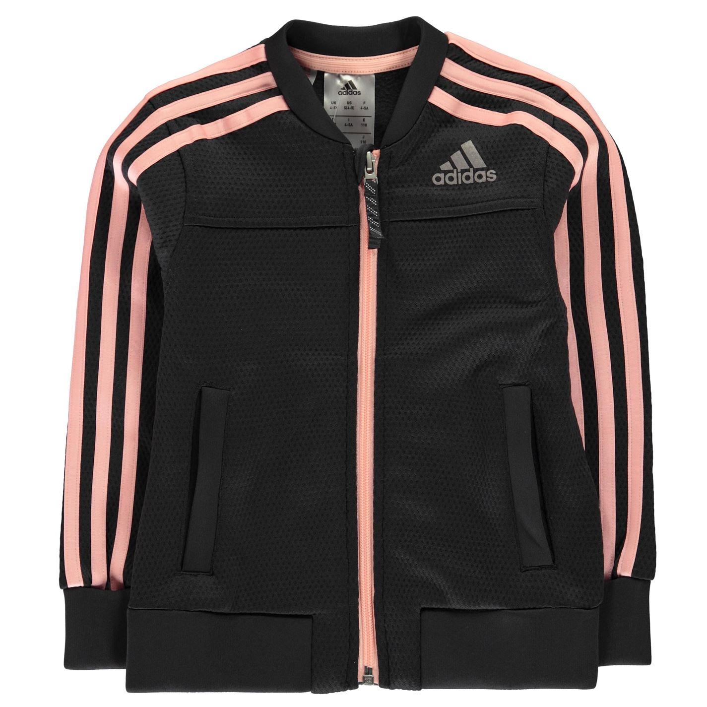 Adidas PES Cover Up Jacket Child Girls