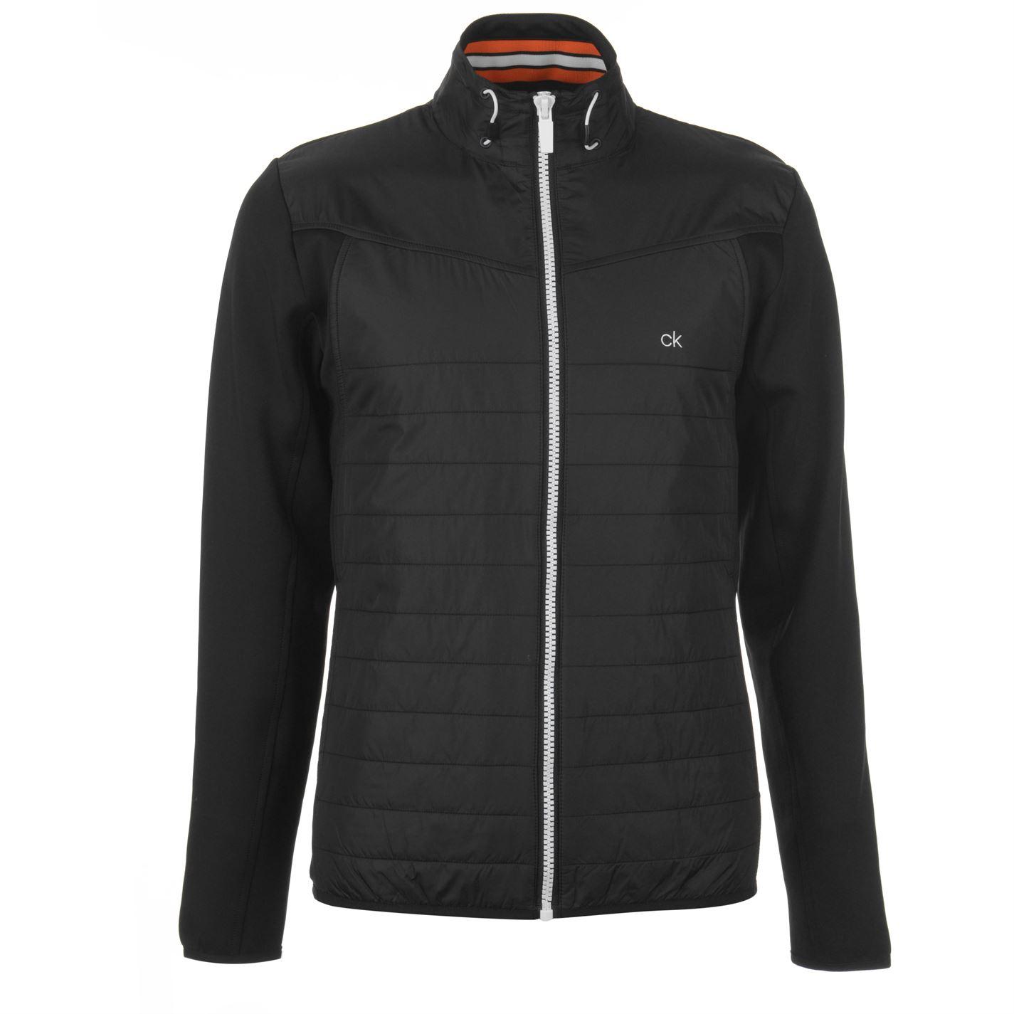 Calvin Klein Padded Jacket Mens