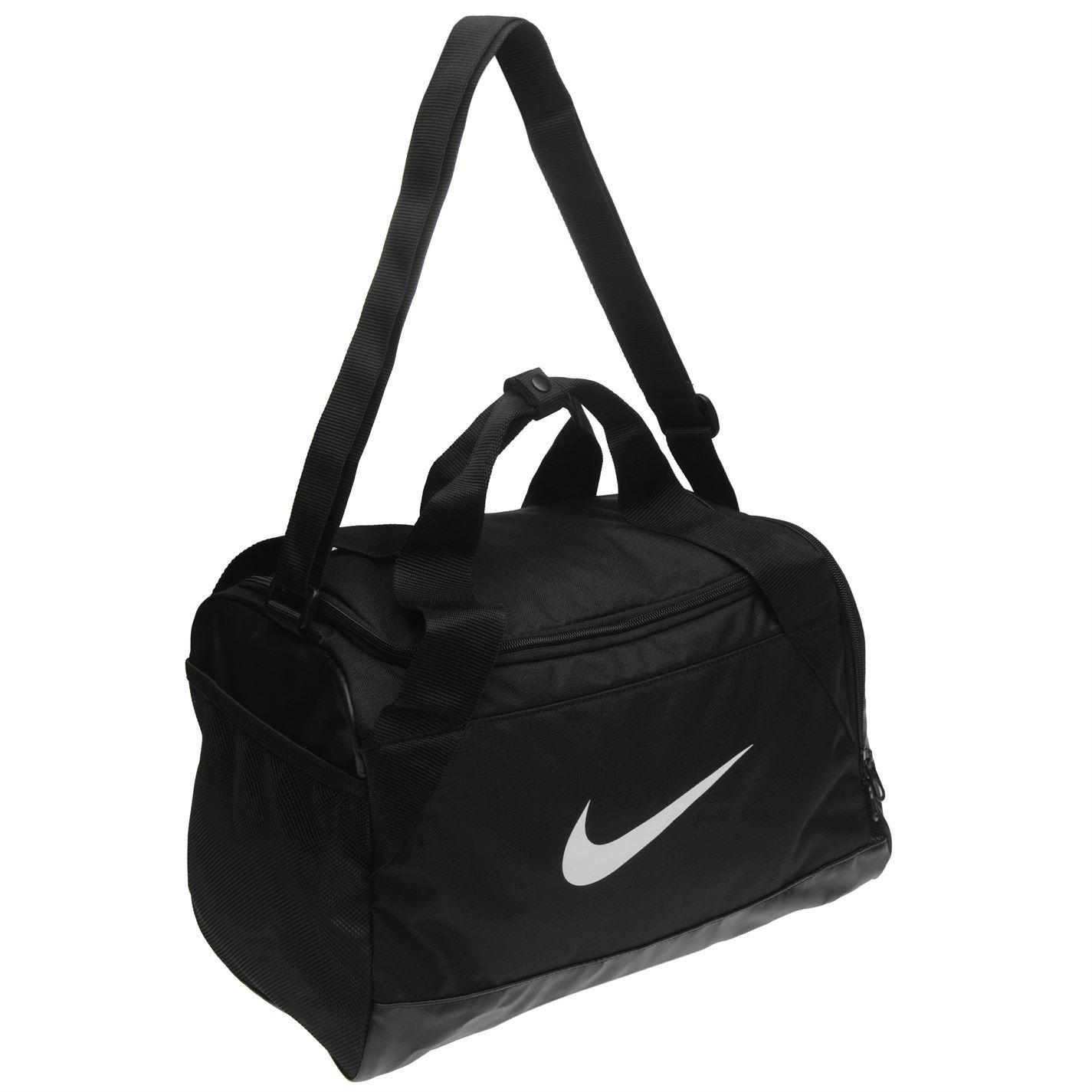 rizo Resbaladizo Obligatorio  Nike Brasilia XS Training Duffel Bag (Extra Small)