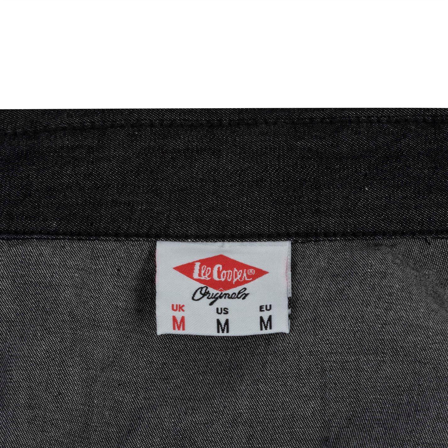 Men's shirt Lee Cooper Casual Denim