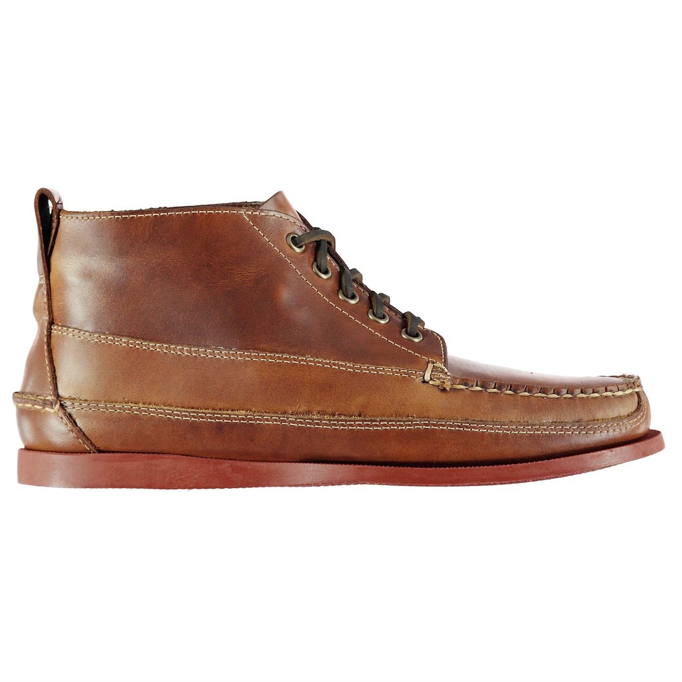 Bass Weejuns Ranger Pull Up Boots