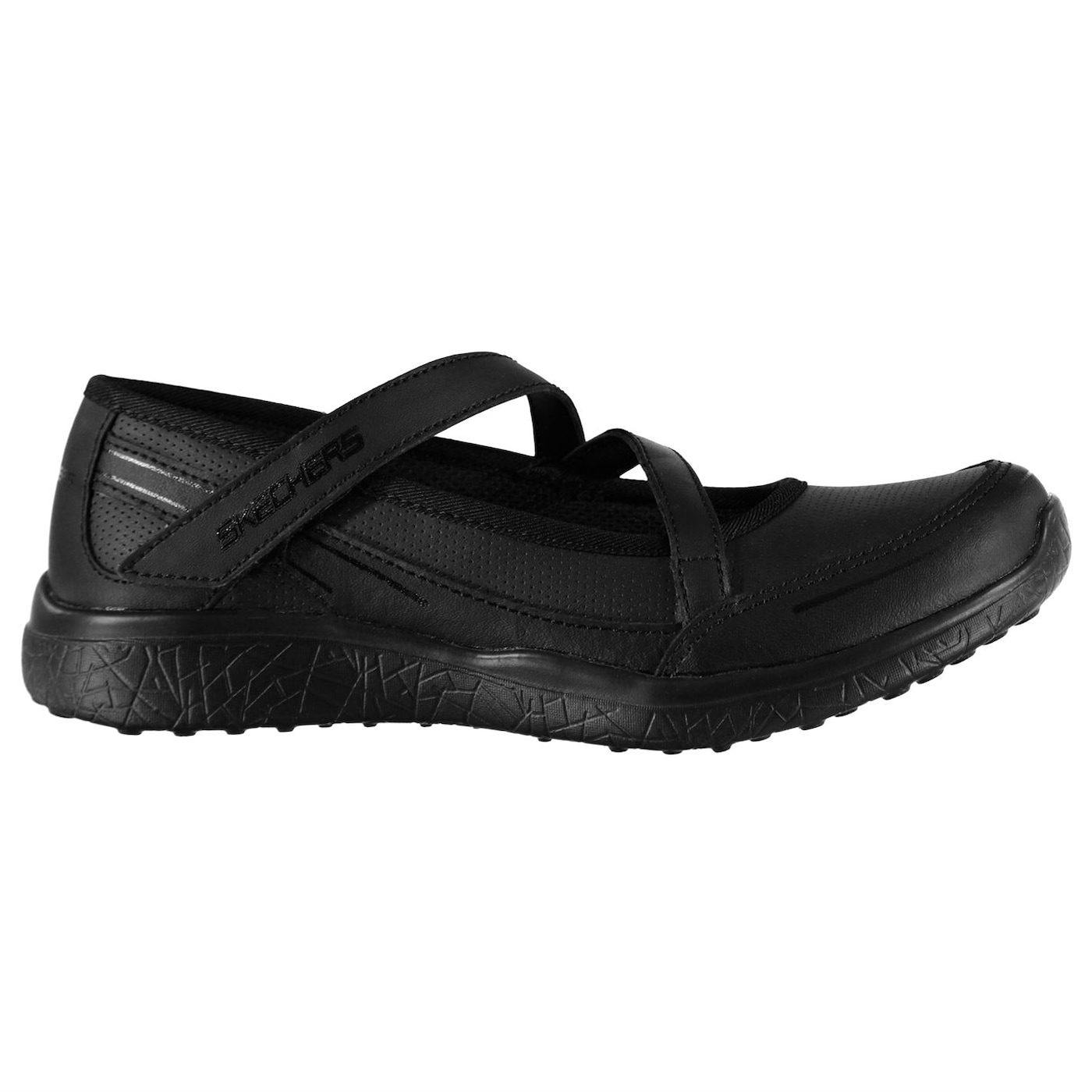 Skechers Micro Burst Child Girls Shoes