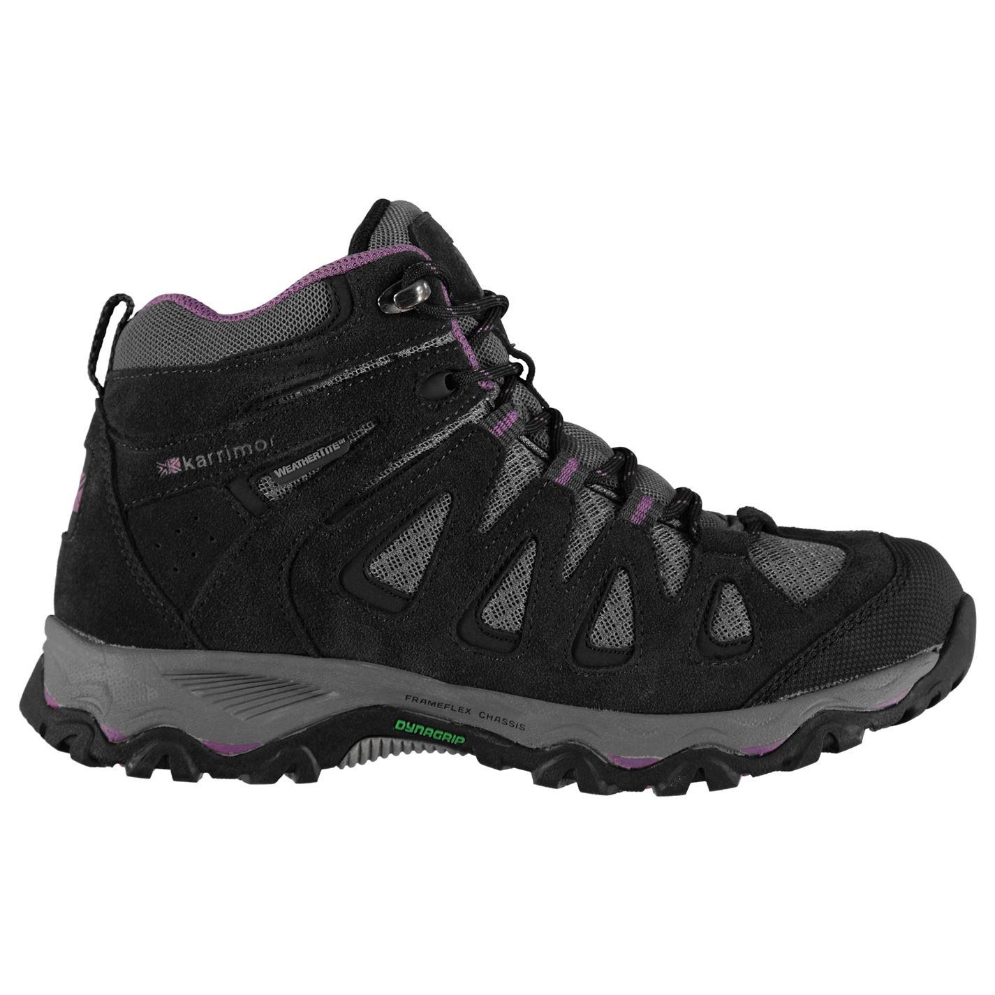 1f44d7bd0edd0 Karrimor Thorpe Mid Ladies Walking Boots