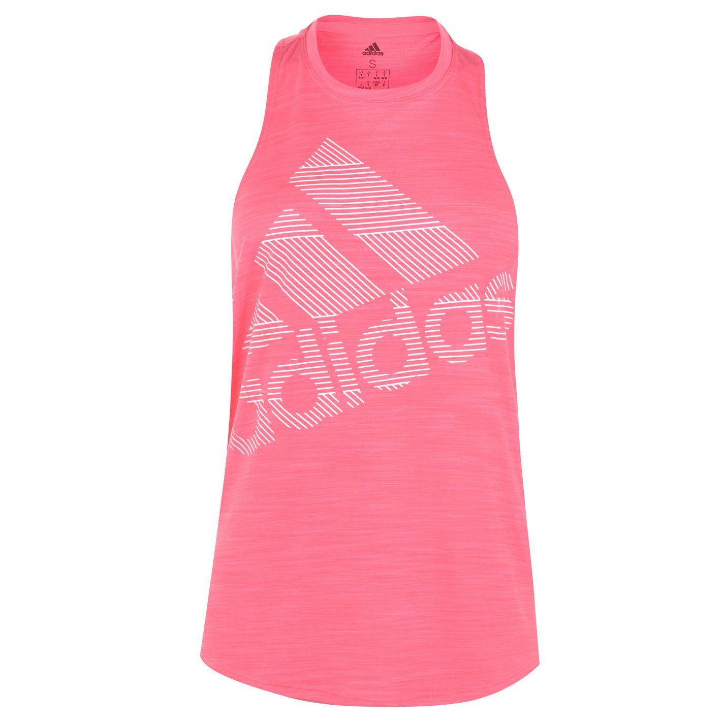 Adidas MH BOS Tank Top Ladies