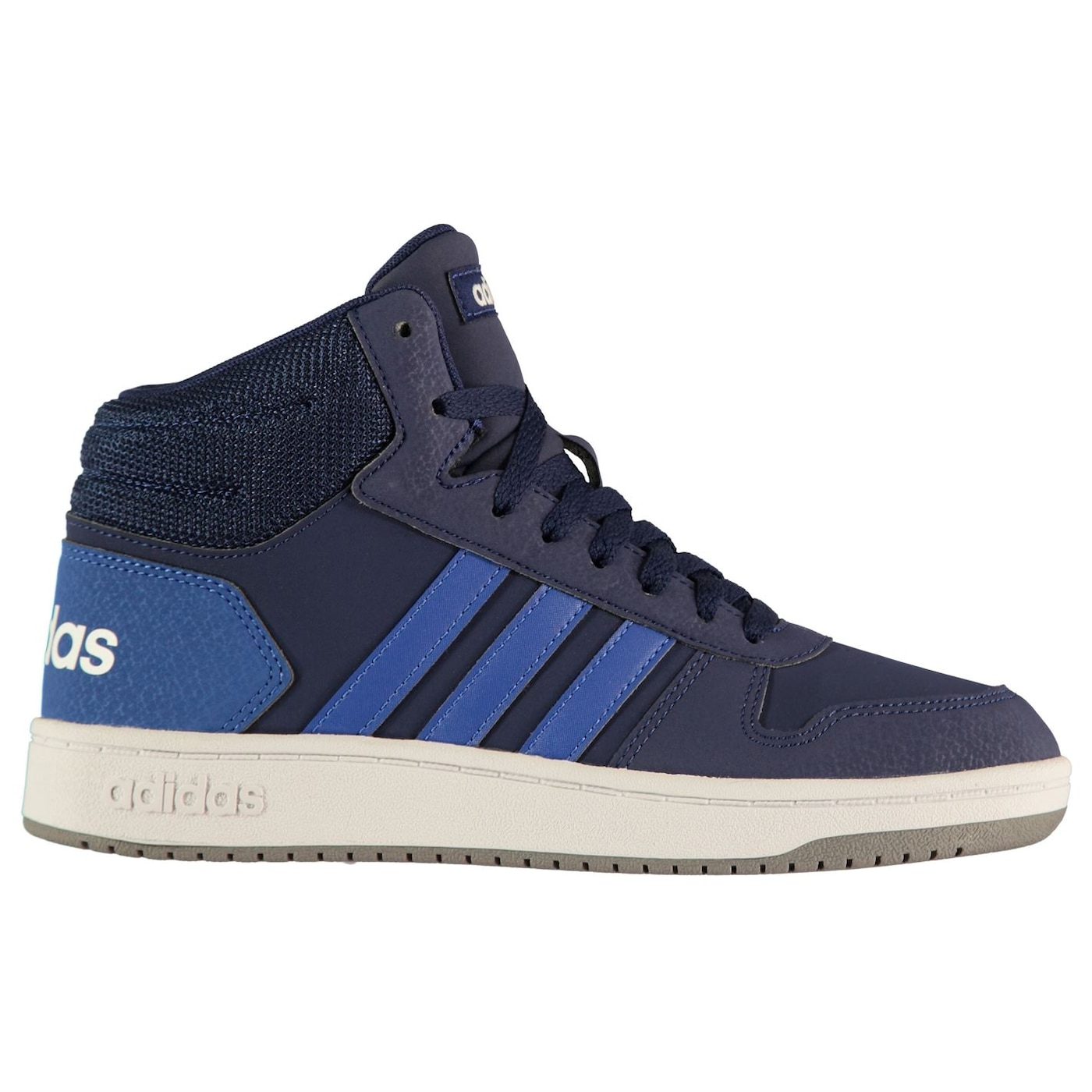 Adidas Hoops Mid 2.0 High Top Trainers Junior Boys