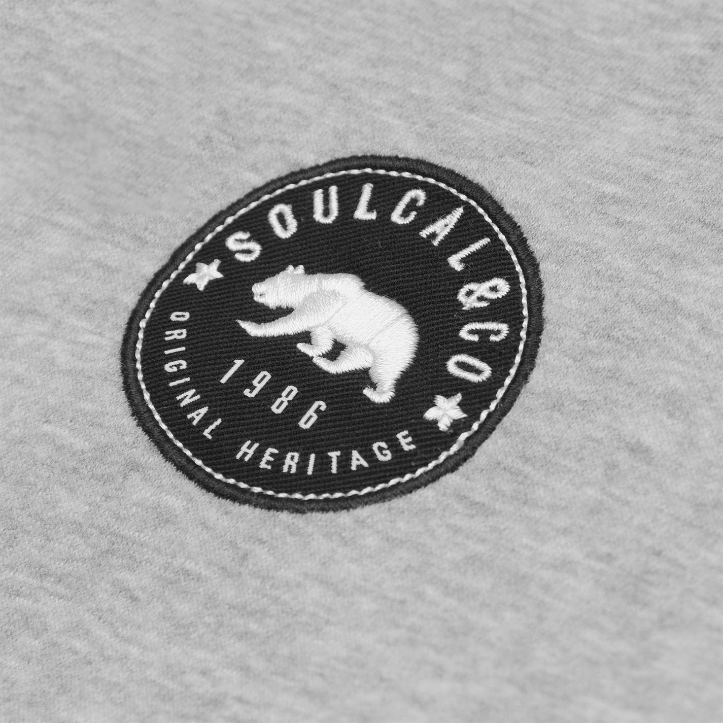 Muška dukserica SoulCal Signature