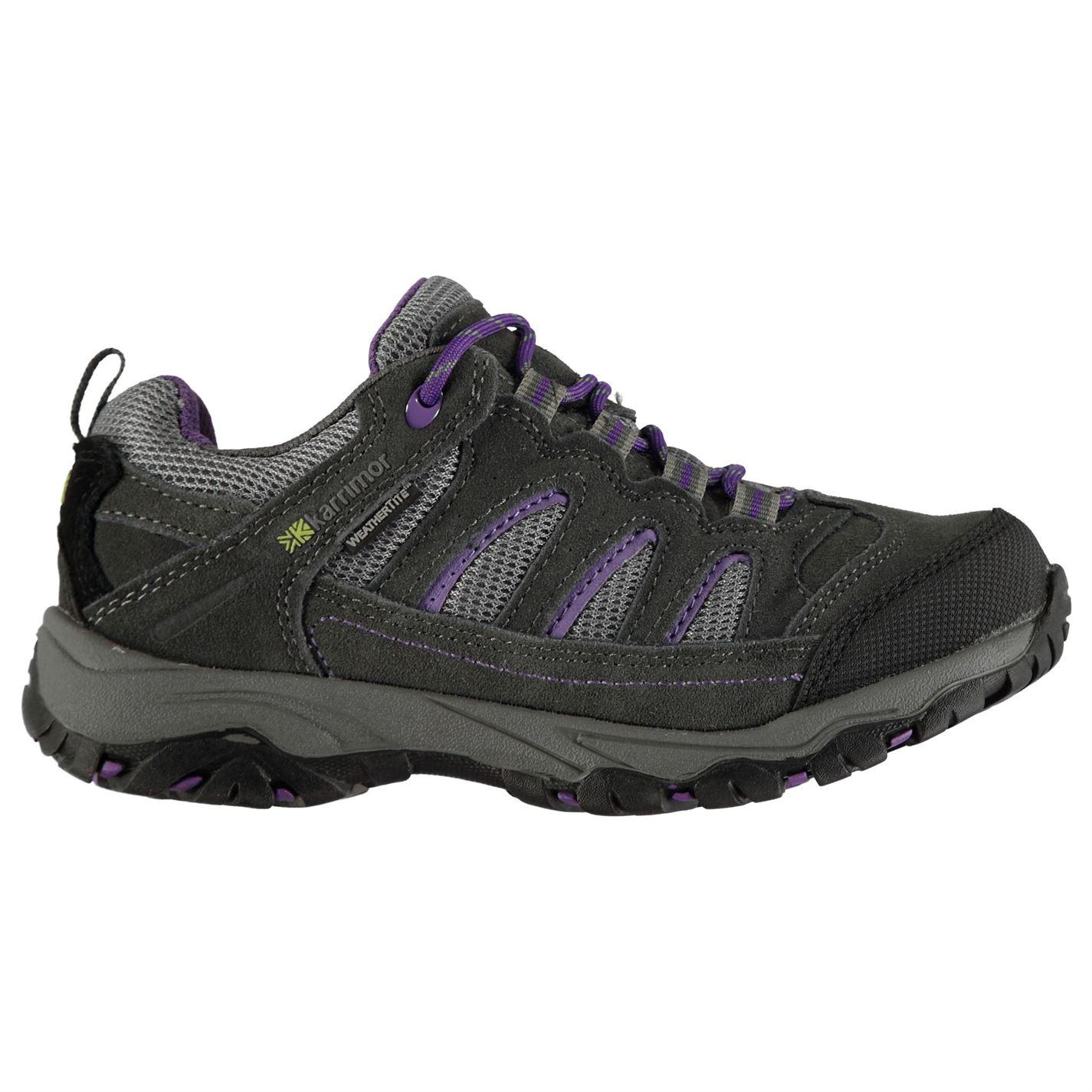 Karrimor Mount Low Childrens Walking Shoes