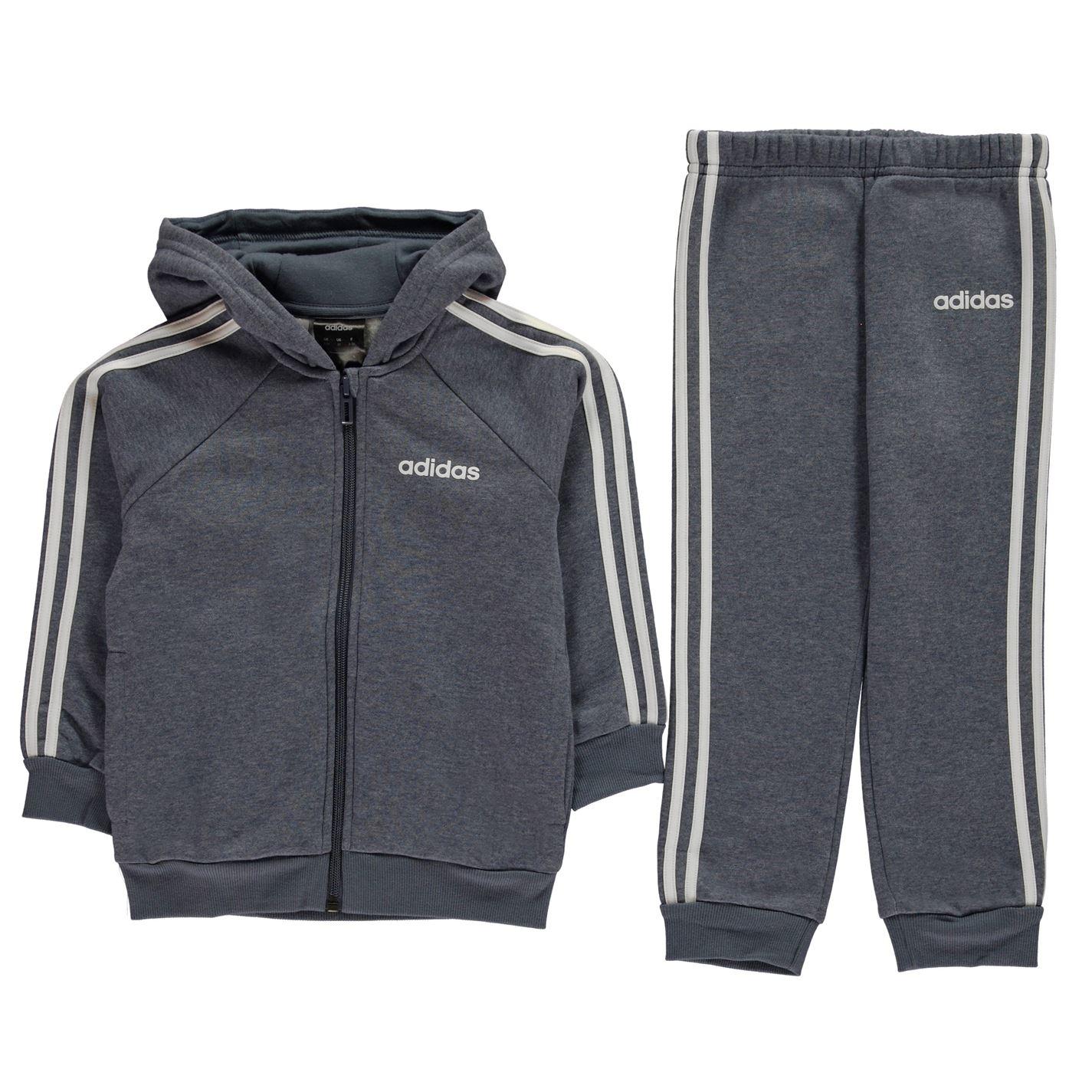 Adidas S3 HD Fleece Tracksuit Infant Boys