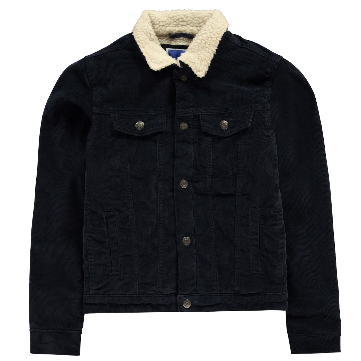 Jack and Jones & Jones Alvin Sherpa Jacket
