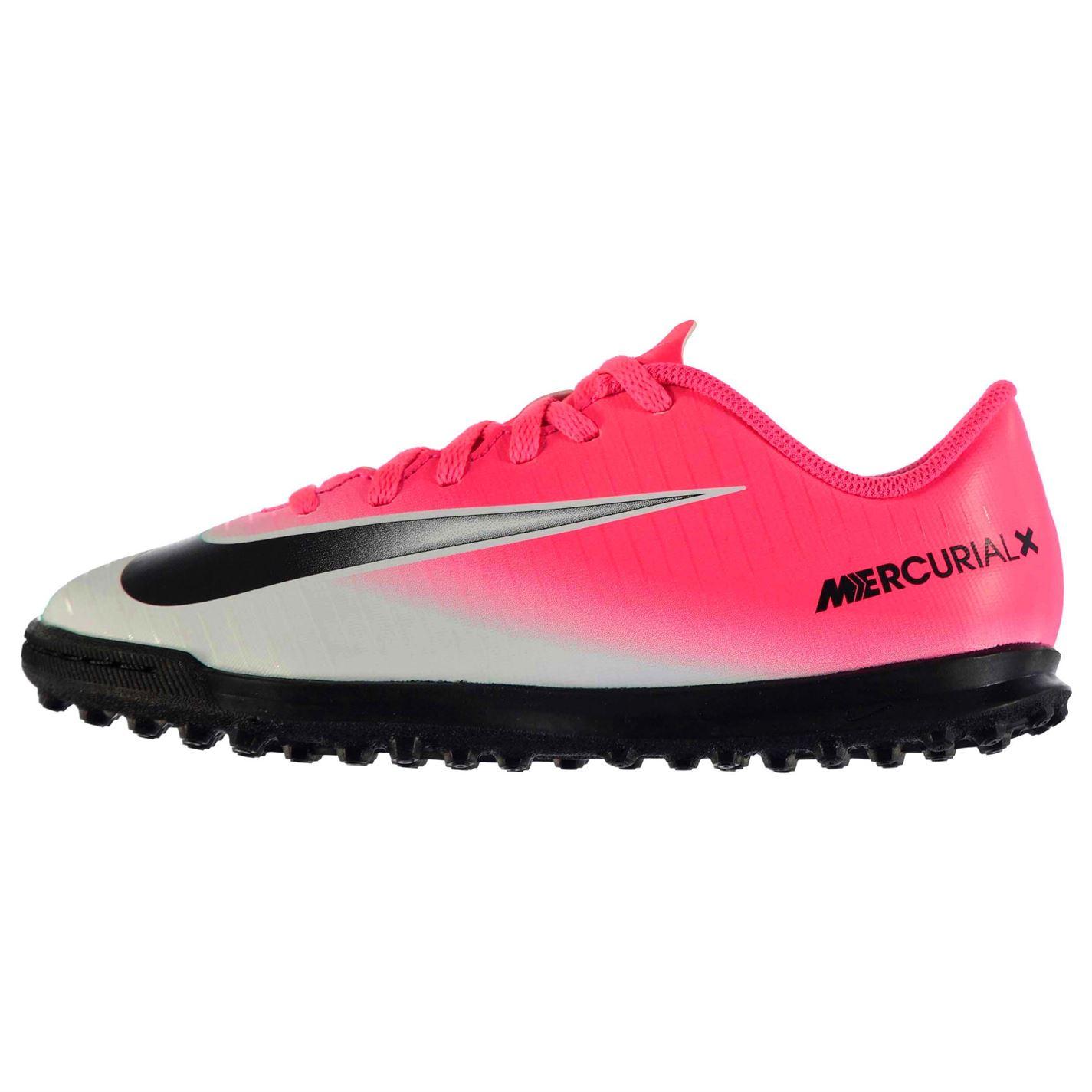 4a53d306f Nike Mercurial Vortex Astro Turf Trainers Junior