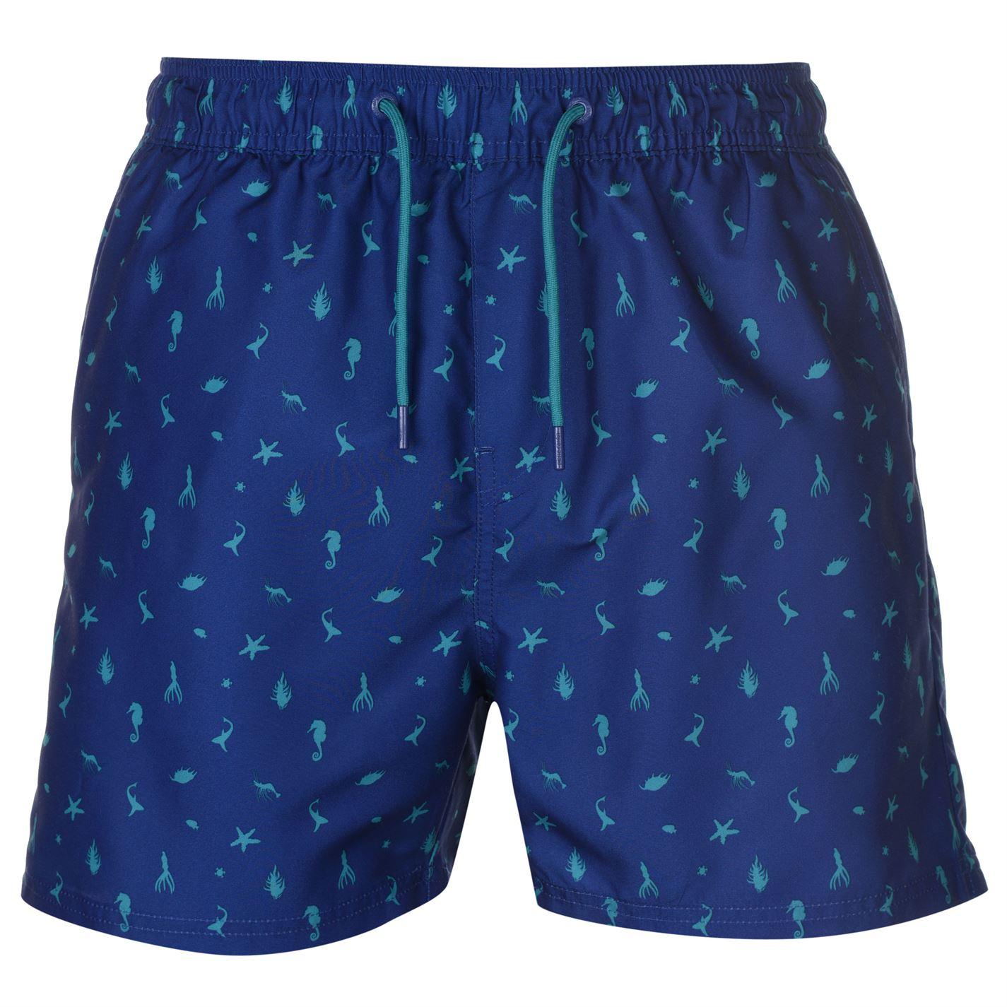 Pierre Cardin Sea AOP Swim Shorts Mens