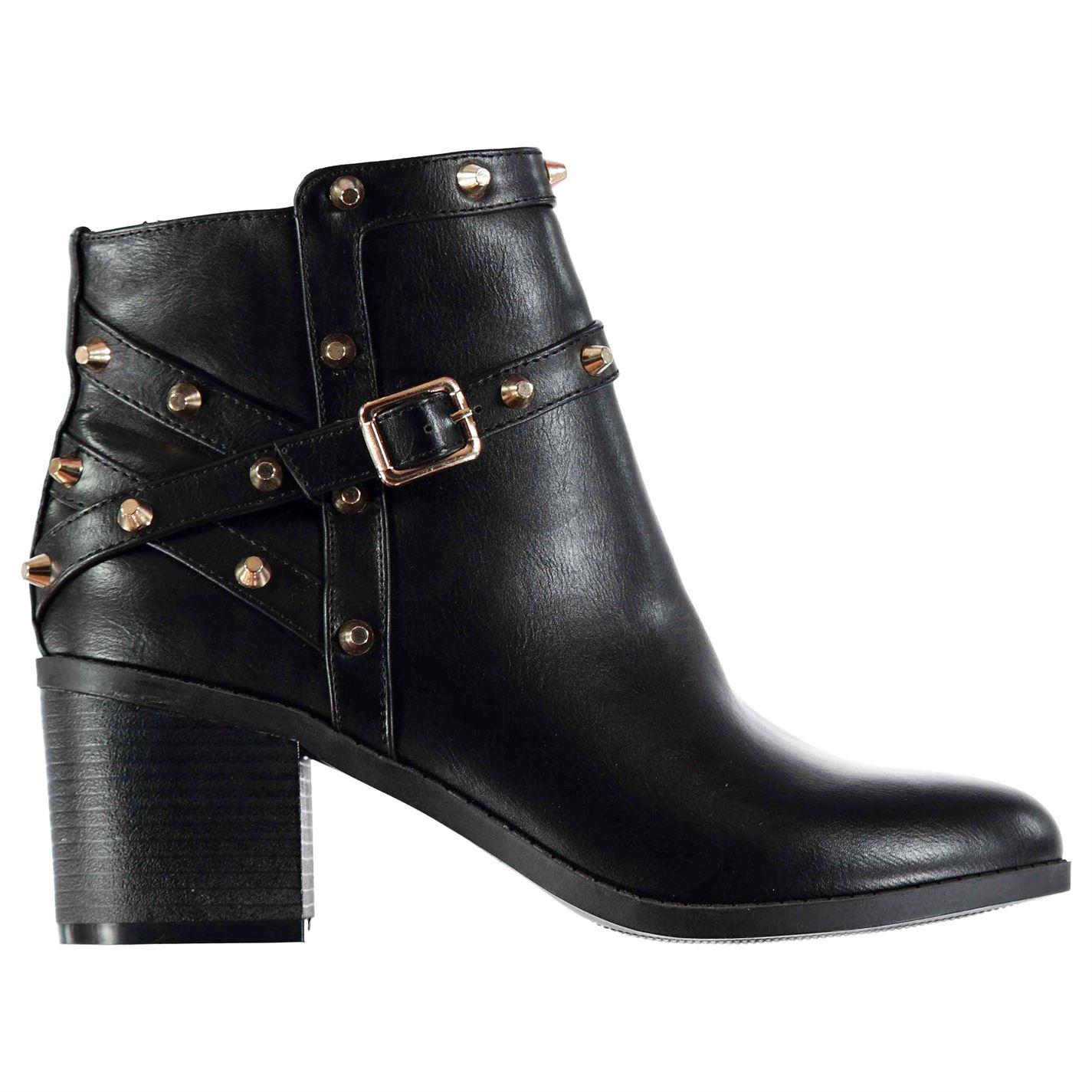 Miso Macua Stud Boots Ladies