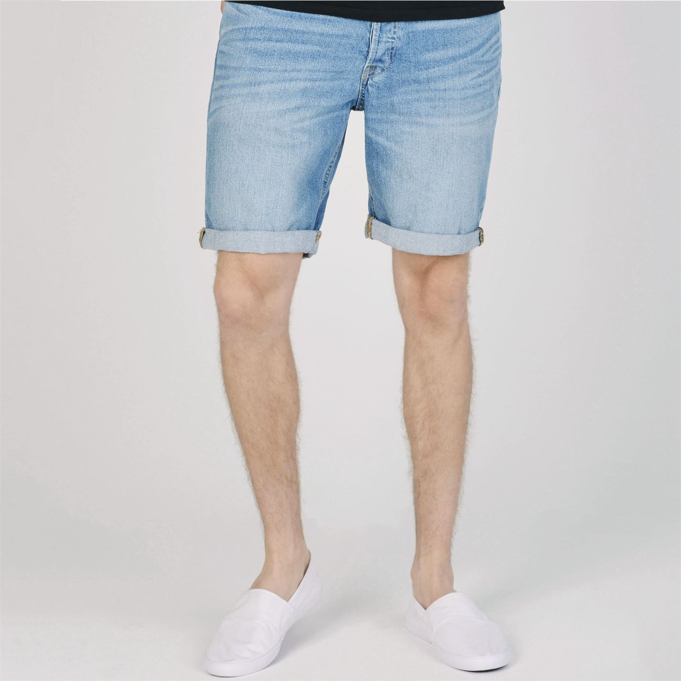 Jack and Jones Jean Intelligence Denim Mens Shorts