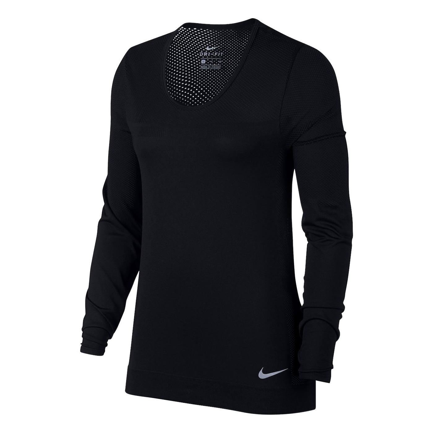 Triko Nike Infinite Long Sleeve Top dámské