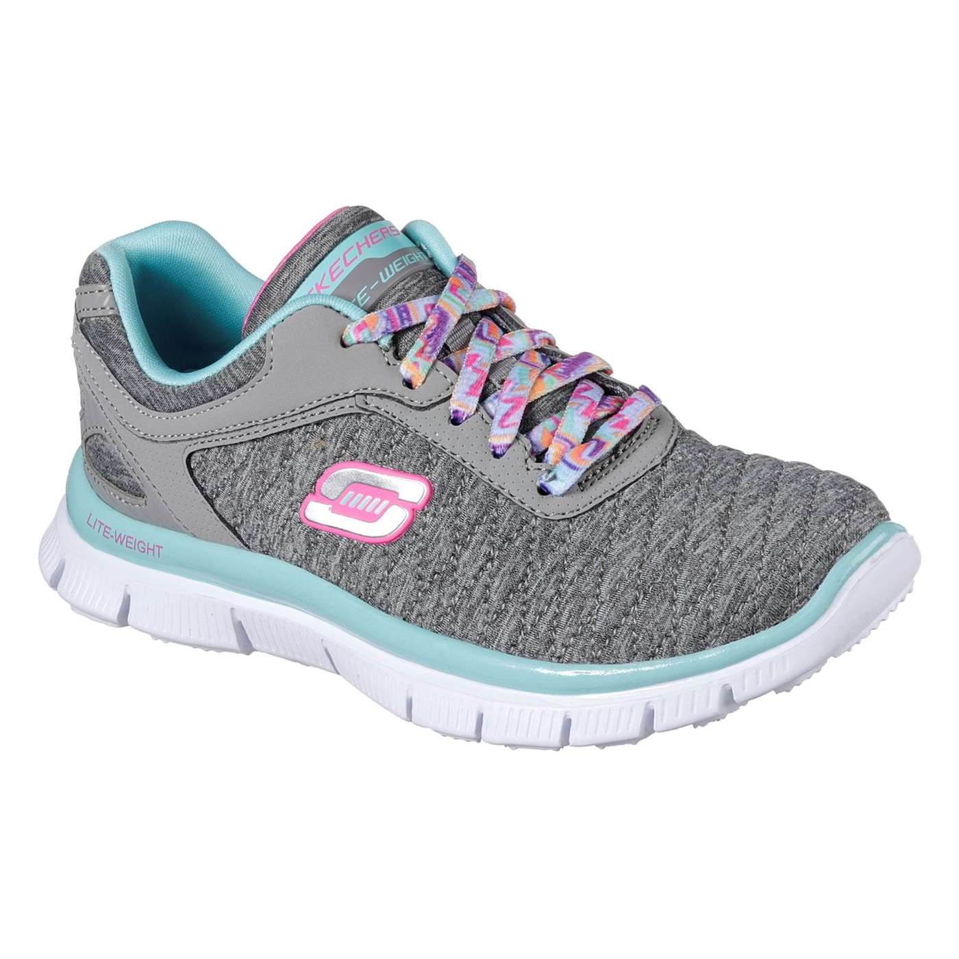 Skechers Flex Appeal Trainers Girls
