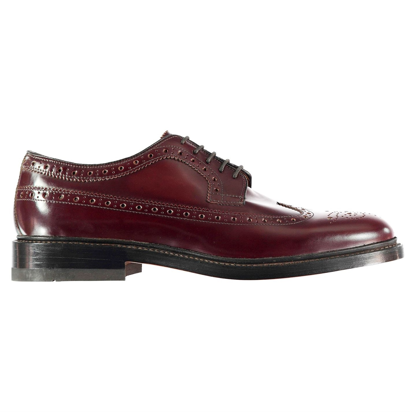 Bass Weejuns Brogue Leather Shoes