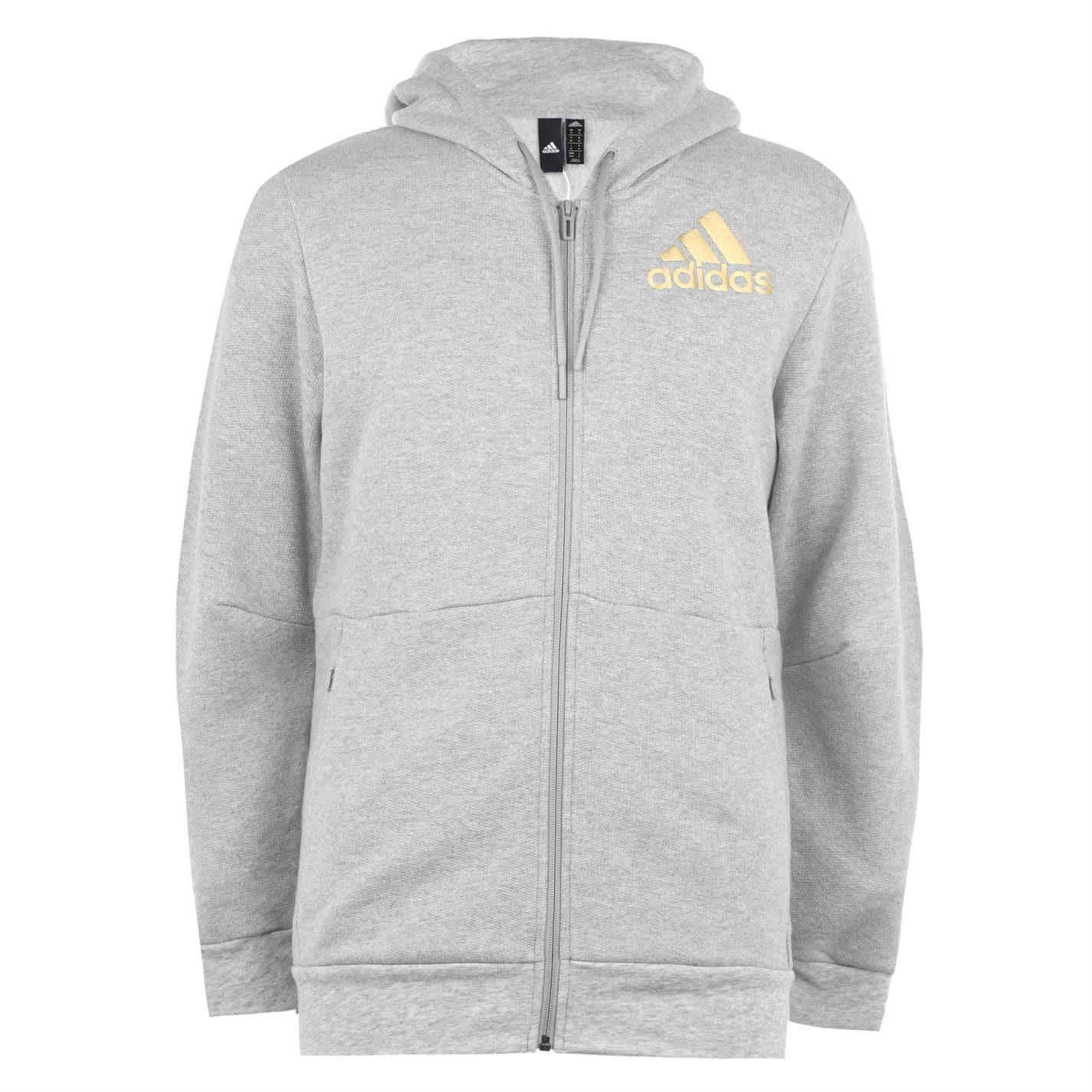 Adidas ID BOS Hoodie Mens