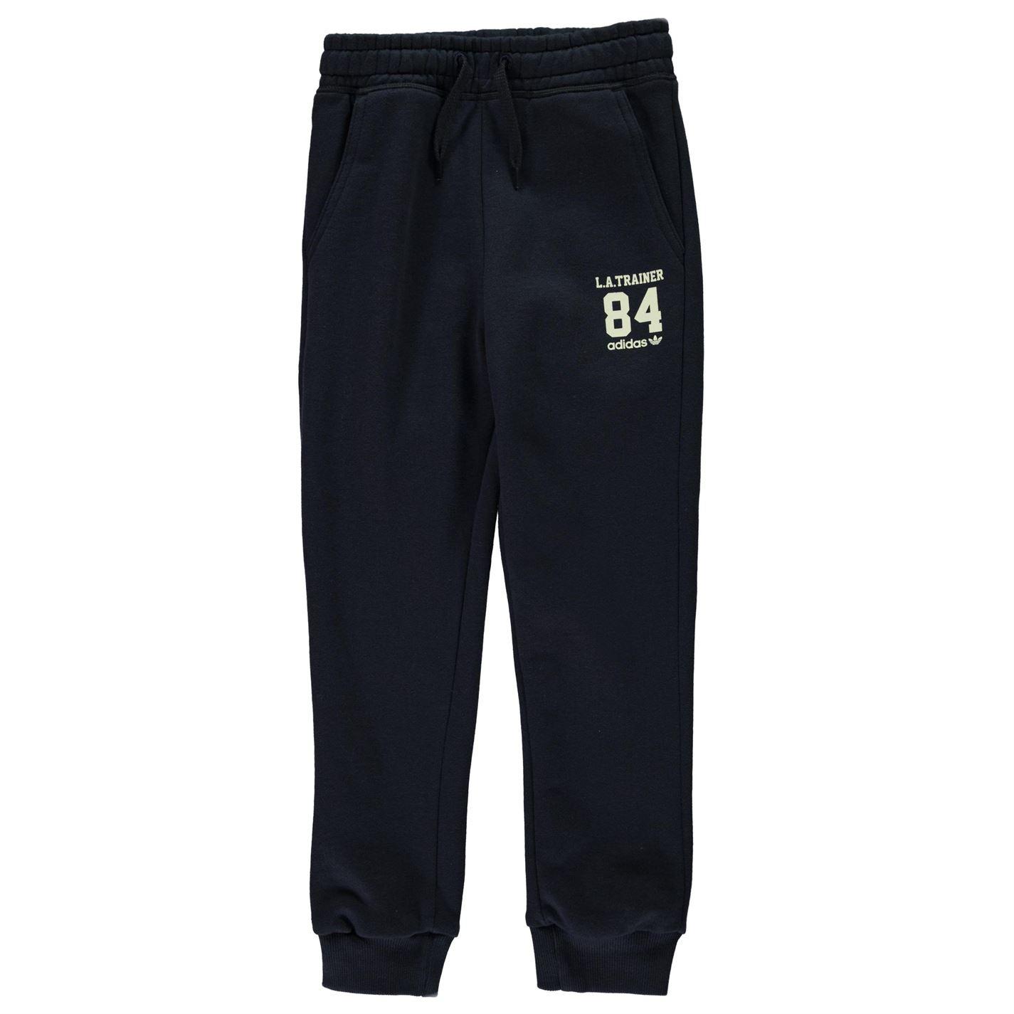 Adidas LA Fleece Jogging Pants Junior Boys
