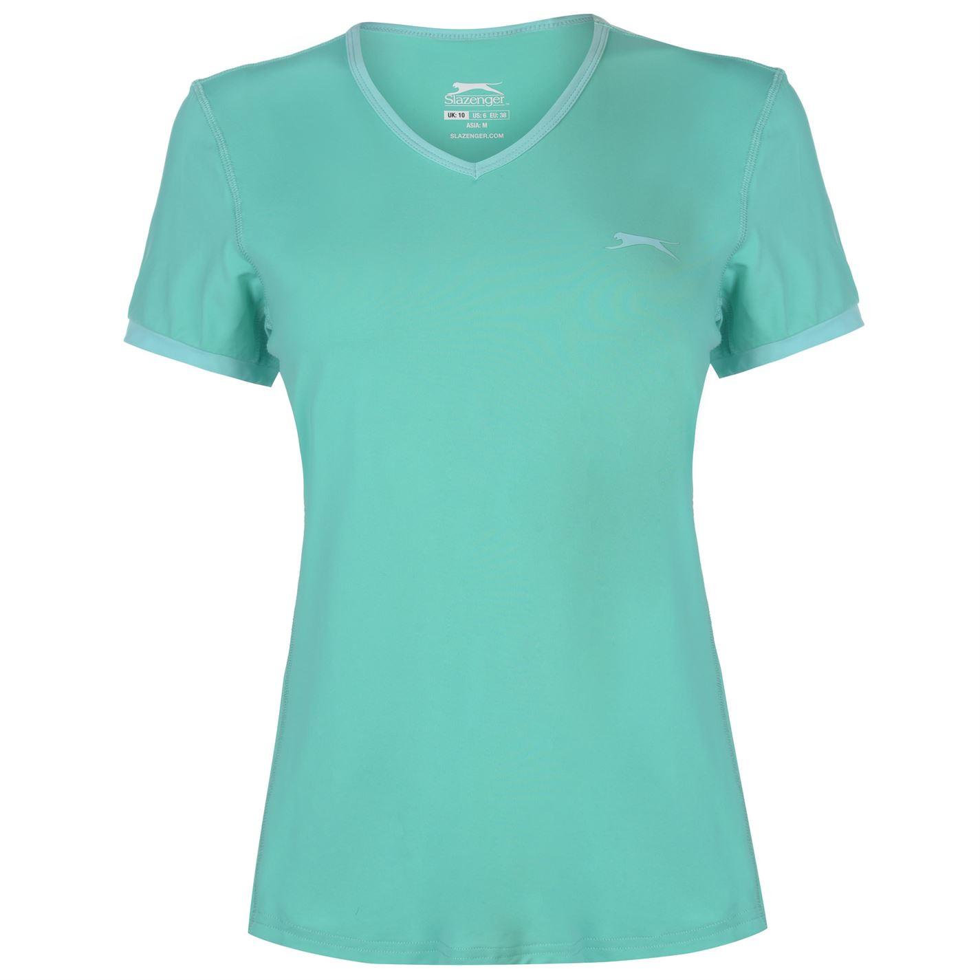 Slazenger Court T Shirt Ladies