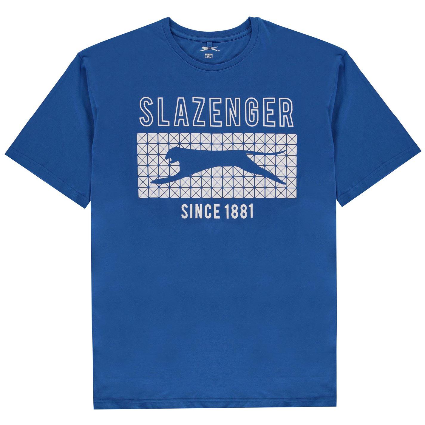Slazenger Stiles T Shirt Mens