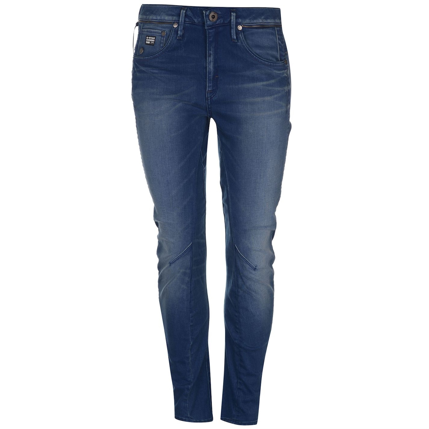 G Star Arc Chrome 3D Tapered Womens Jeans