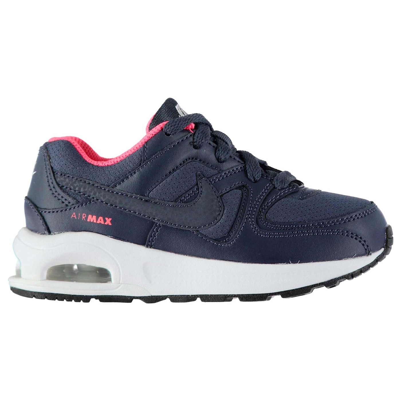 Nike Air Max Command Trainers Child Girls