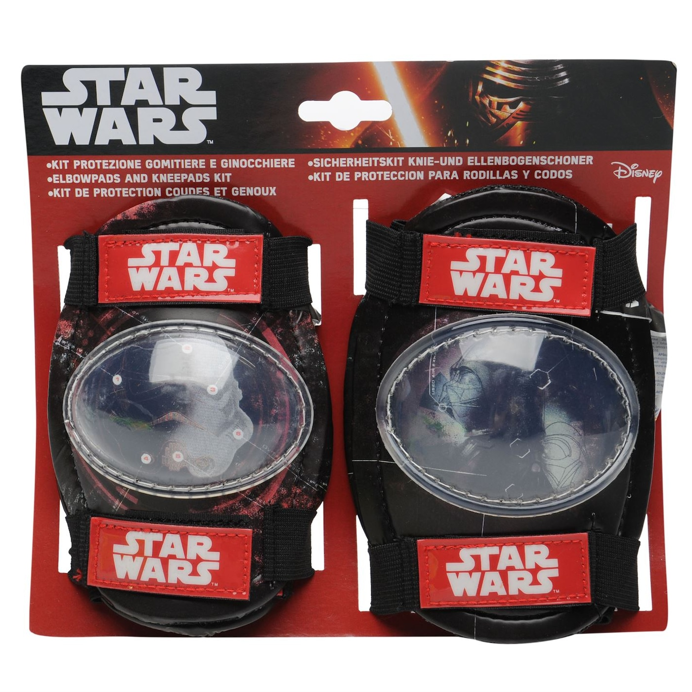 Disney Star Wars Elbow and Knee Pad Set
