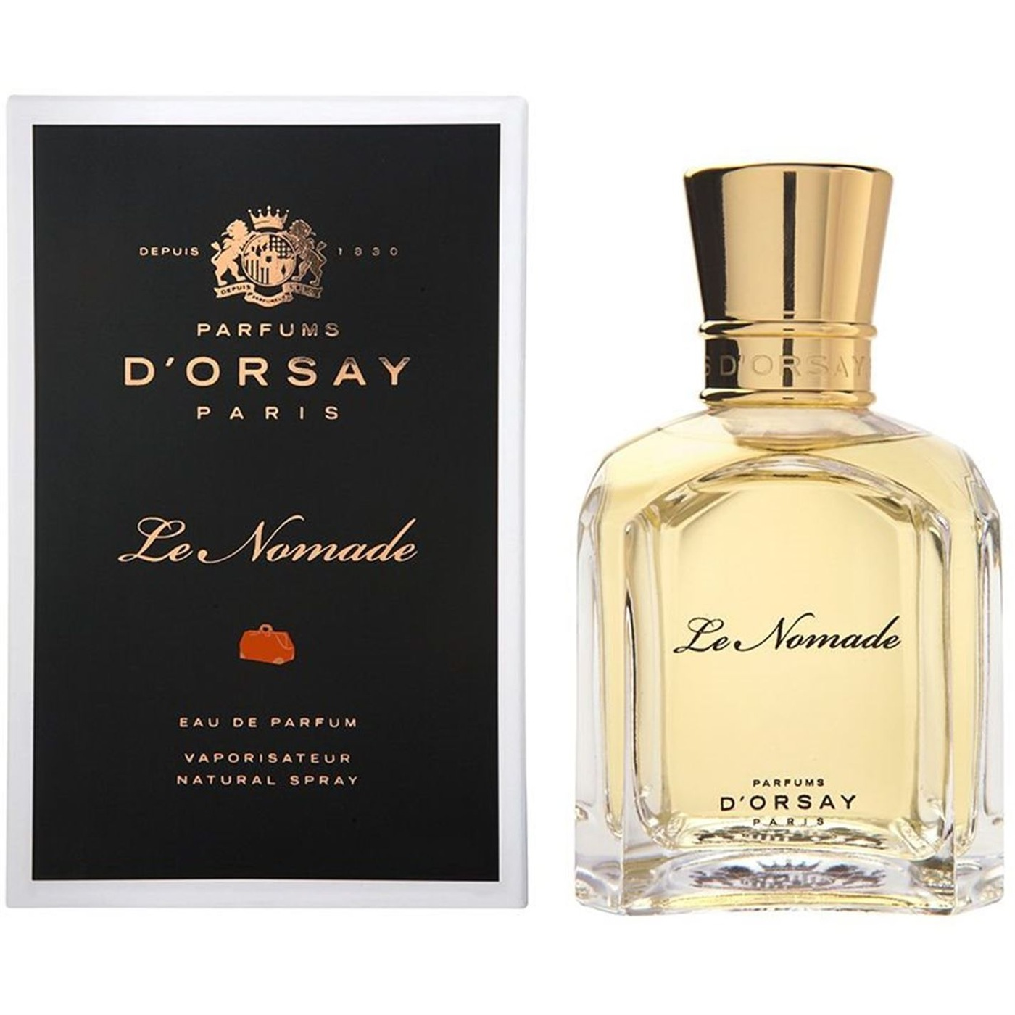 Parfums DOrsay Le Nomade Eau de Parfum 50ml