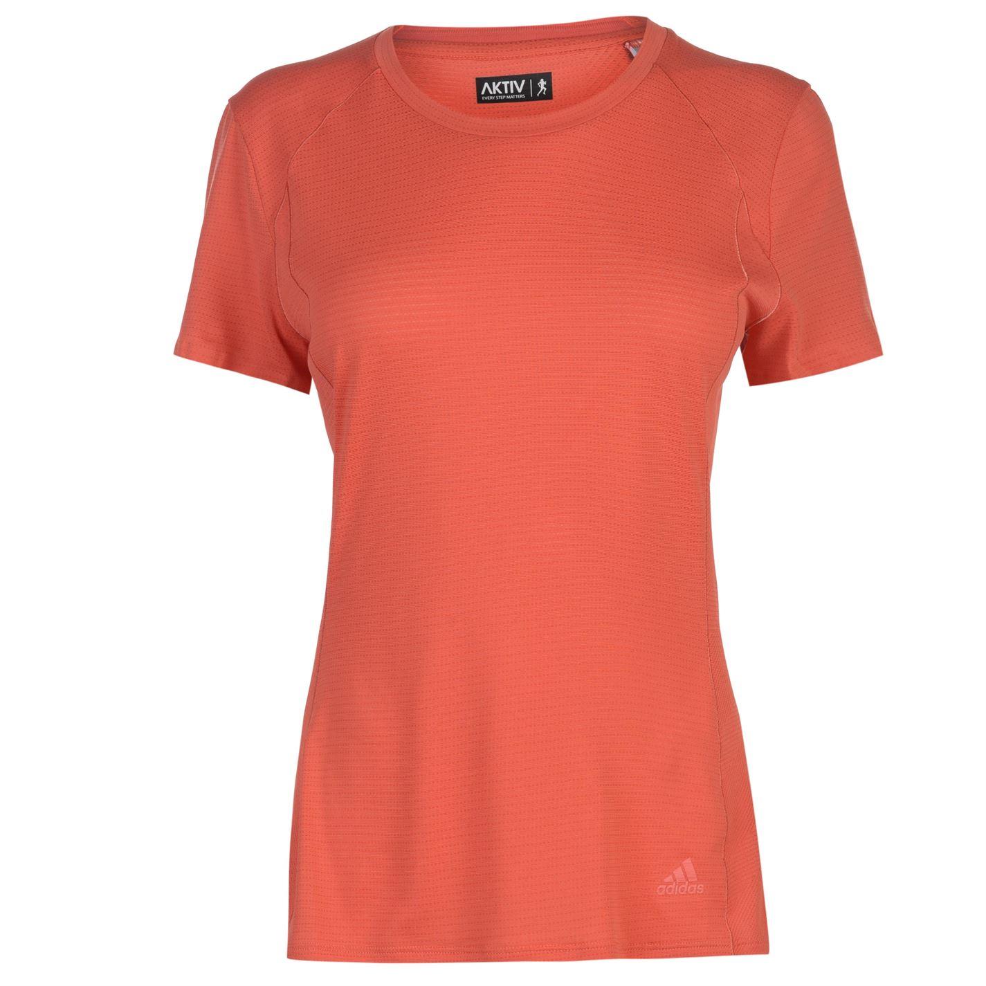 Adidas FR Supernova Short Sleeve T Shirt Ladies